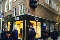 Amsterdam – Kalverstraat 121-123