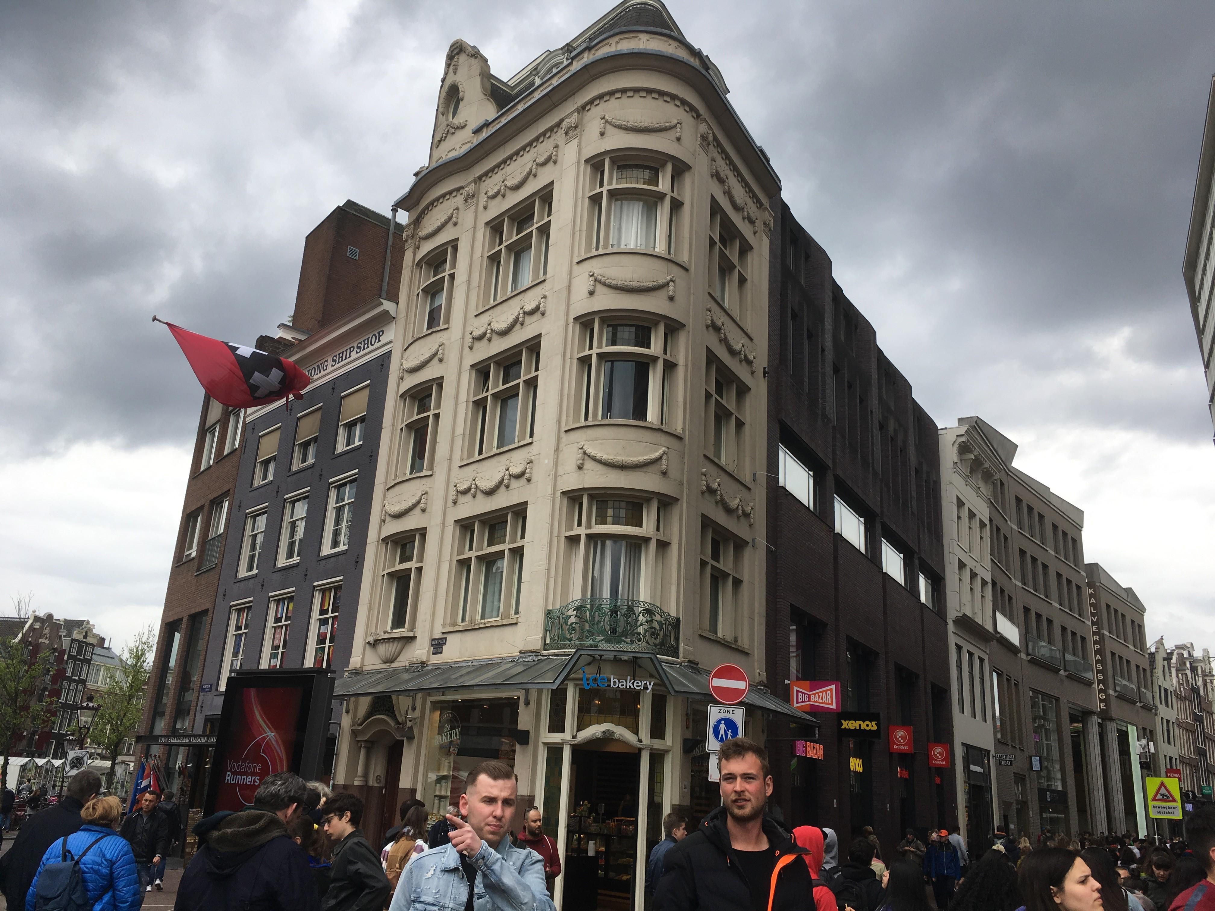 Amsterdam – Kalverstraat 236